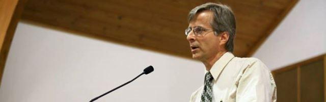 Jim Sable es hoy un orador a favor de cada vida, aunque saber que era hijo de violación le chocó durante un tiempo