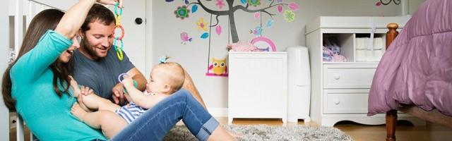 De padres contentos a padres cansados, irritables o asustados... hay que ir prevenidos
