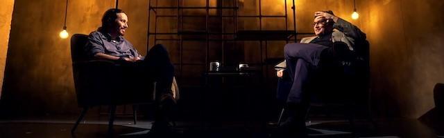 Pablo Iglesias y Juan Manuel de Prada: una entrevista muy completa en preguntas y muy profunda en respuestas.