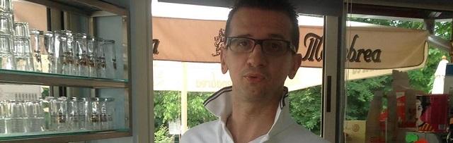 Mirko es ahora es profesor de Religión en un instituto