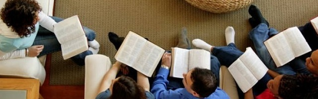 Grupos pequeños de discipulado, evangelización y crecimiento en la fe