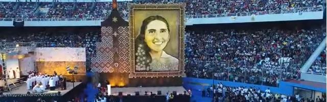 La beatificación congregó a 50.000 personas en Asunción