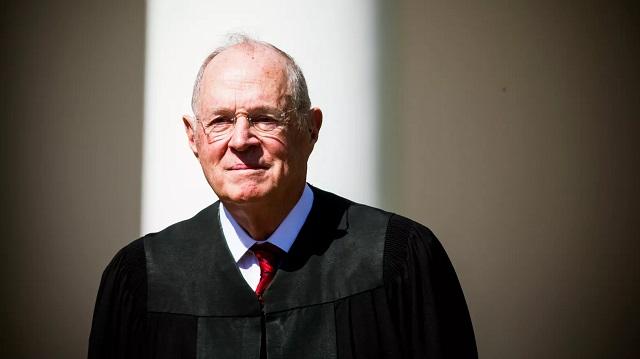Anthony Kennedy lleva 31 años como juez de la Corte Suprema. Dejará el cargo al cumplir los 82 años