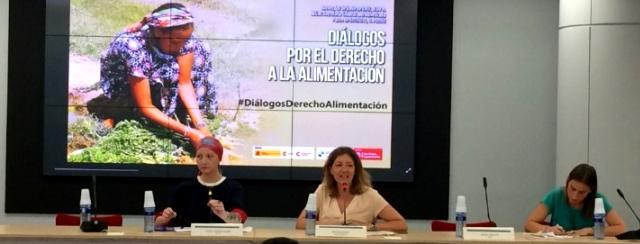 Encuentro de expertos de Cáritas y AECID sobre alimentación en países pobres