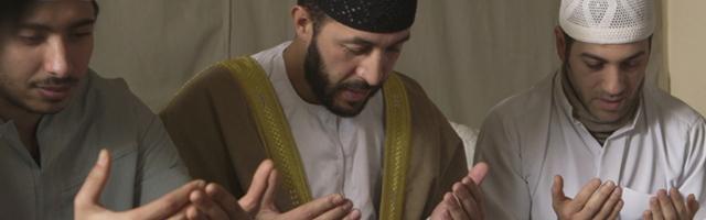 """Fotograma de la película francesa """"El Apóstol"""", una historia de conversión de un musulmán al cristianismo"""