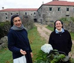 ¿Quieres hacer una experiencia monástica este verano? Las cistercienses de Armenteira se ofrecen