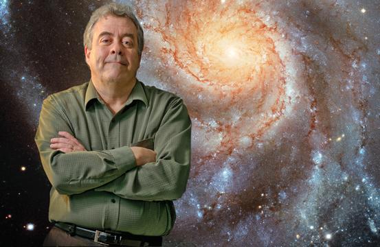 Stephen M. Barr es el presidente e impulsor de la Sociedad de Científicos Católicos