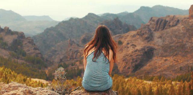 Cada persona necesita poder encontrarse a sí misma... y su deseo inmenso de plenitud