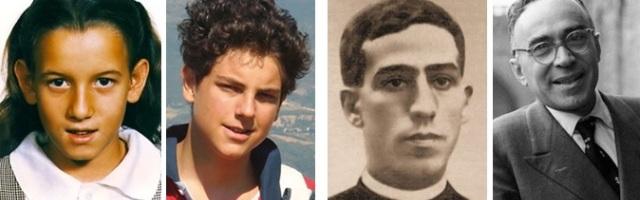 Alexia, la niña de Madrid, dos jóvenes italianos y un alcalde democristiano: 4 nuevos venerables