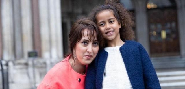 Alina es ahora una ferviente activista provida que lucha para que  pueda seguir habiendo rescatadores como los que le salvaron a ella y a su hija
