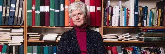 La pedagoga Inger Enkvist