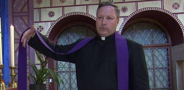 César Truqui es uno de los cuatro exorcistas de la diócesis suiza de Chur
