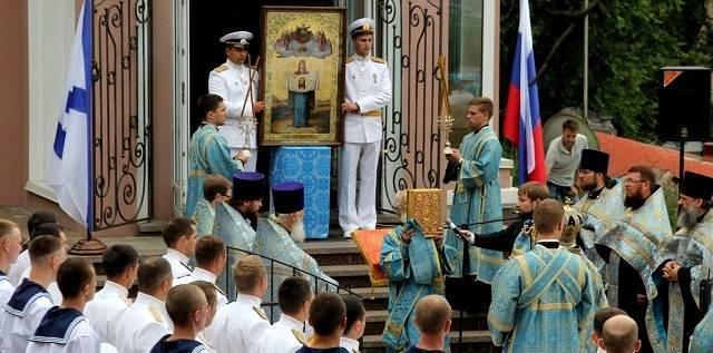 El icono de la Madre de Dios de Puerto Arturo tiene devoción en el ejército ruso de Extremo Oriente