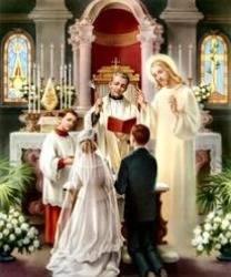 Sacramento Do Matrimonio Catolico : El sacramento del matrimonio rel
