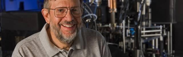 William Phillips, Nobel de Física de 1997, es conocido como el Hombre que Congeló los Átomos