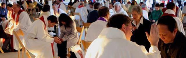 La confesión es un encuentro de humildad y perdón con Cristo, que actúa a través del sacerdote
