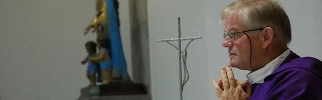 La reciente enfermedad del padre Aldo Trento fue ocasión para nuevas tentaciones que supo resistir con las armas del cristiano.