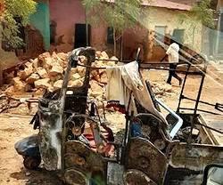 El vicario apostólico en Harar describe escenas de una violencia grande y selectiva.