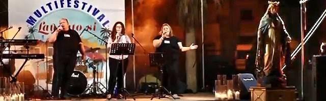 El Multifestival Laudato Si de Adra es un momento privilegiado para que cantantes católicos se den a conocer y convivan con estrellas consagradas de la música cristiana.