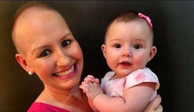 Ana Beatriz lo tuvo claro desde el principio: «Nunca mataré a mi hija para salvarme»