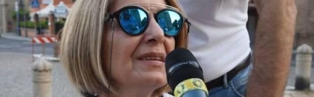 Emanuela Crestani fue a Lourdes a ofrecer a la Virgen sus padecimientos