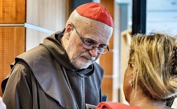 El cardenal Anders Arborelius, fraile carmelita, fue luterano y es el primer obispo sueco en Suecia desde la Reforma.