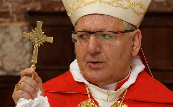 Risultati immagini per patriarca caldeo louis sako