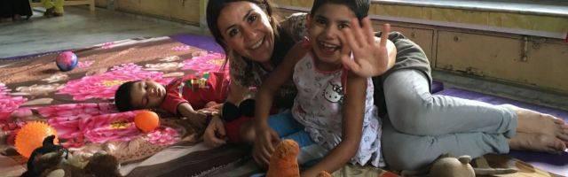 Patricia Moreno ha visitado las casas de Madre Teresa por el mundo y ha fotografiado las sonrisas de los pobres
