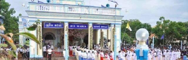 El santuario mariano ha sido reconocido por las distintas etnias y religiones de Sri Lanka
