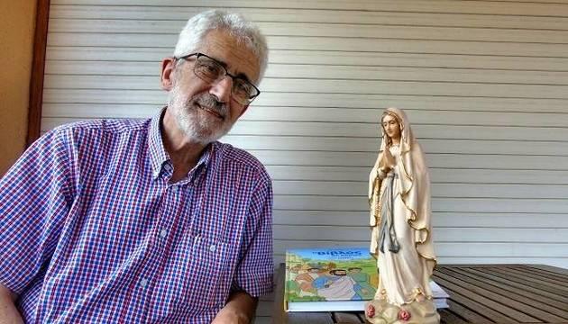 En el recorrido de fe de Picanyol, las certezas llegaron de la mano de la Virgen María en el Rosario.