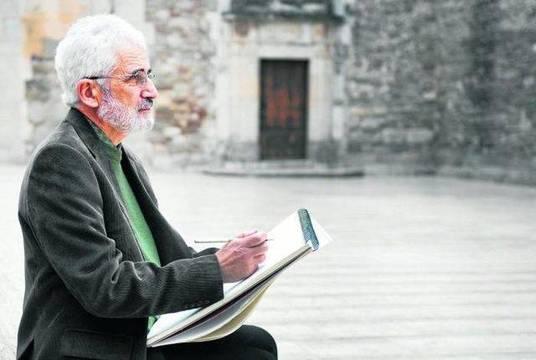 Picanyol es un veterano ilustrador e historietista, explica cómo usar el dibujo para evangelizar