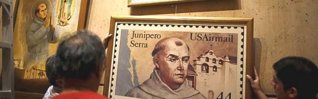 Junípero Serra fue el fundador de California mediante su sistema de misiones... solo lo supervisó 15 años