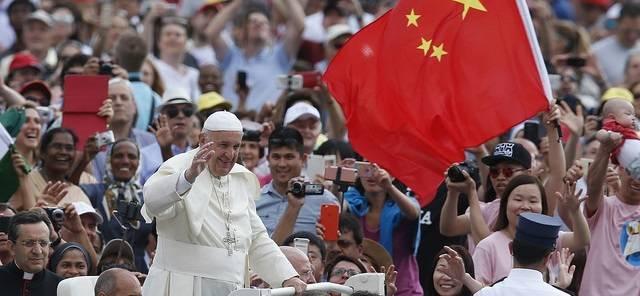 El Papa ha querido dirigirse a los fieles chinos tras el acuerdo provisional firmado entre la Santa Sede y China