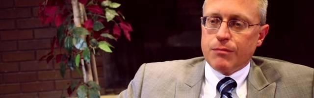 John Bergsma fue pastor calvinista 4 años, pero en 2001 se hizo católico, convencido por los Padres de la Iglesia