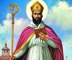 San Cipriano, en cuya oración confíamos.