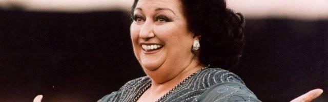 Decían que Montserrat Caballé cantaba como los ángeles... ahora ella podrá comprobarlo en persona