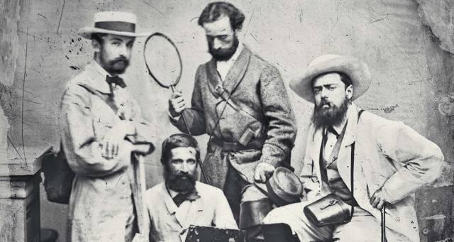 La Comisión Científica del Pacífico fue la principal expedición de la España isabelina, y bastantes de ellos eran fervientes católicos