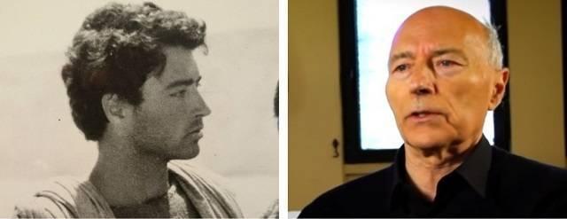 Luigi Barbini interpretó al apóstol Santiago en la película de Pasolini. Ahora es diácono permanente en Roma