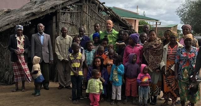 Antonio Soler es desde septiembre misionero en Mozambique, país en el que ya había estado en otras ocasiones