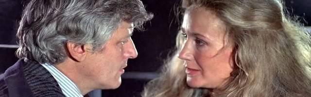 El reencuentro de Salvatore (Jacques Perrin) y Elena (Brigitte Fossey), una escena que solo está en las versiones extendidas de «Cinema Paradiso».
