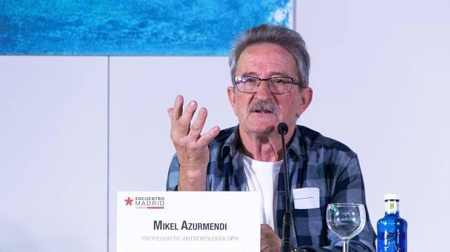 Mikel Azurmendi explicó en EncuentroMadrid esta experiencia que ha vivido con Comunión y Liberación