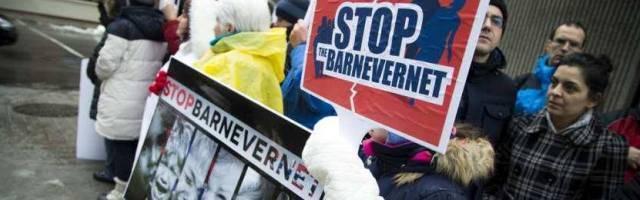 Barnevernet es el sistema de protección social de Noruega para los menores... pero no funciona como ningún otro... se sospecha de un turbio negocio
