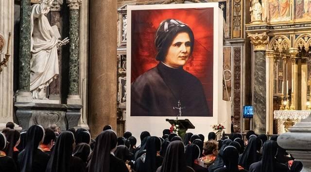 Clelia Merloni fue beatificada en la basílica de San Juan de Letrán de Roma  / ACI