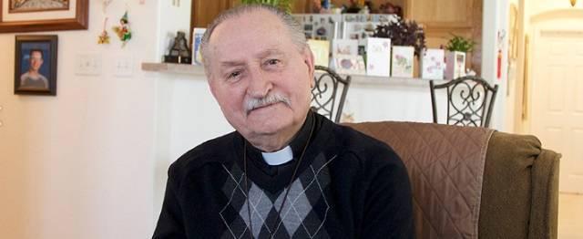 Witold Engel tiene una dura historia detrás, pero precisamente por ello ha podido ver mejor la mano de Dios  / Moira Cullings (Denver Catholic)