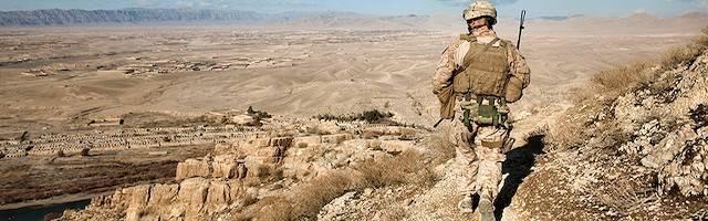 Matthew sirvió en Afganistán, pero a pesar de la proximidad del peligro no fue allí donde empezó a rezar el Rosario a diario. (Foto de recurso.)