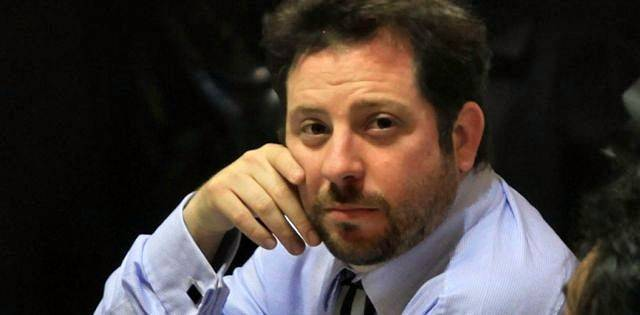 José Ottavis es diputado desde 2011 y ha logrado salir de una situación personal muy difícil.
