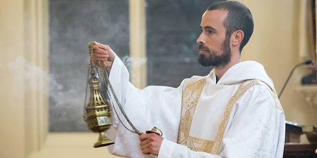 Francesco fue ordenado sacerdote el pasado mes de mayo en la catedral de San Patricio de Nueva York a manos del cardenal Dolan