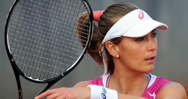 Mara Santangelo ganó también la Copa Federación con Italia y fue semifinalista en Wimbledon