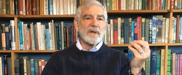 Michael O´Brien es el autor de El Padre Elías, novela que han leído decenas de miles de personas en todo el mundo.