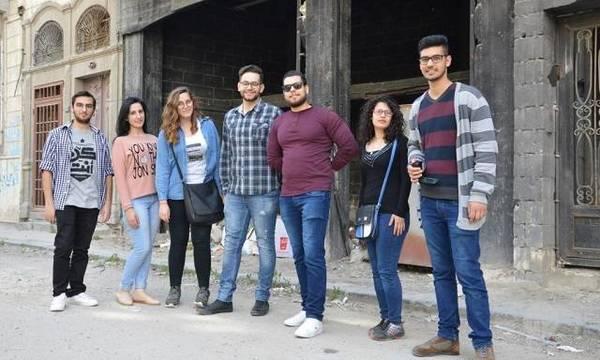 Varios jóvenes universitarios cristianos de Homs han podido seguir estudiando gracias a la ayuda de la Iglesia